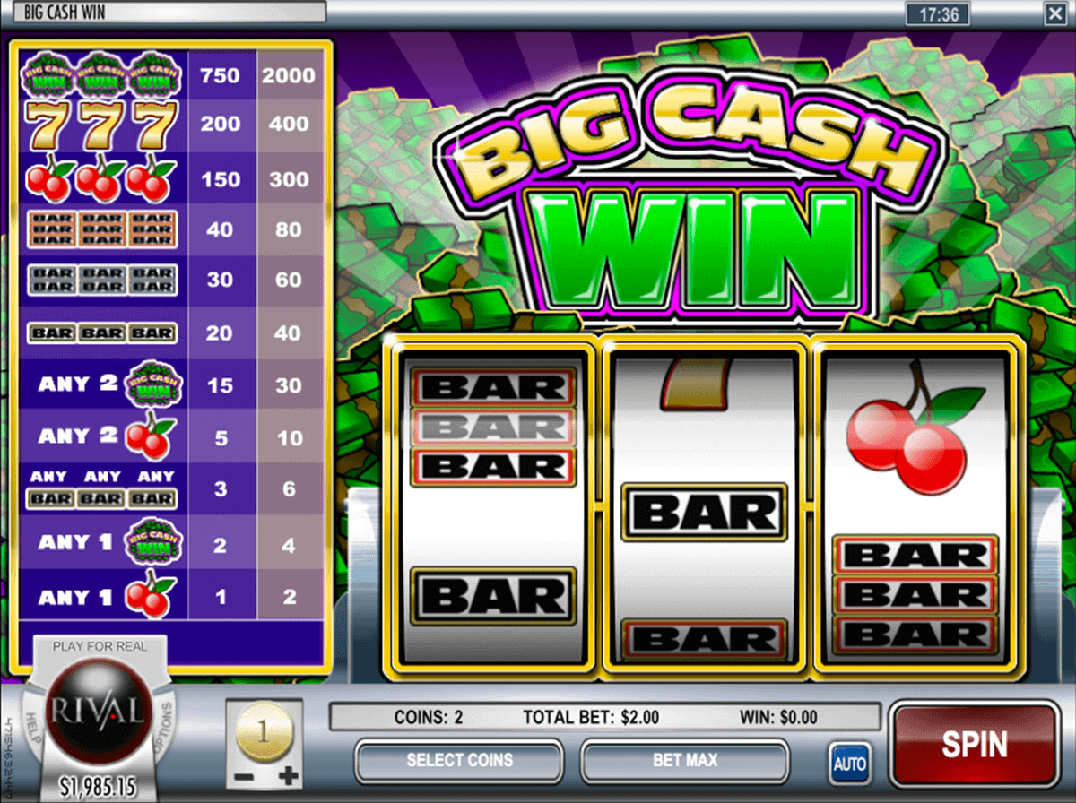 How To Win Slot Machines For Money